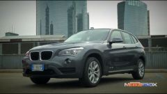 Mercedes GLA vs BMW X1 vs Mini Countryman - Immagine: 6