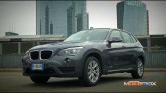 Mercedes GLA vs BMW X1 vs Mini Countryman - Immagine: 6