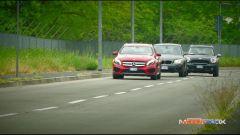 Mercedes GLA vs BMW X1 vs Mini Countryman - Immagine: 7