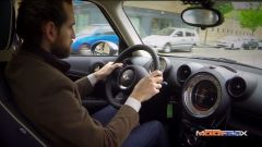 Mercedes GLA vs BMW X1 vs Mini Countryman - Immagine: 11