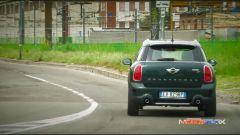 Mercedes GLA vs BMW X1 vs Mini Countryman - Immagine: 12