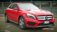 Mercedes GLA vs BMW X1 vs Mini Countryman - Immagine: 16