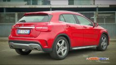 Mercedes GLA vs BMW X1 vs Mini Countryman - Immagine: 17