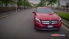 Mercedes GLA vs BMW X1 vs Mini Countryman - Immagine: 20