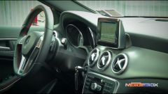 Mercedes GLA vs BMW X1 vs Mini Countryman - Immagine: 21