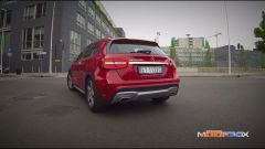 Mercedes GLA vs BMW X1 vs Mini Countryman - Immagine: 22