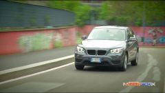 Mercedes GLA vs BMW X1 vs Mini Countryman - Immagine: 29