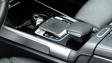 Mercedes GLB 200d Automatic: il touchpad per la gestione del sistema infotainment