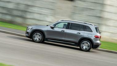 Mercedes GLB 200d Automatic: prestazioni e comfort viaggiano a braccetto