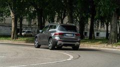 Mercedes GLB 200d: confortevole e con buone prestazioni dinamiche