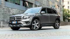 Mercedes GLB 200d: e più corto di soli 3 cm rispetto alla GLC