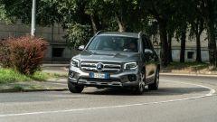Mercedes GLB 200d: la prova su strada del SUV compatto della Stella