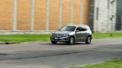 Mercedes GLB 200d: monta di serie un cambio automatico a 8 rapporti