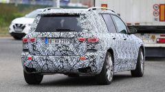 Mercedes GLB 35 AMG: 300 cv possono bastare? Nuove foto - Immagine: 10