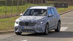 Mercedes GLB 35 AMG: 300 cv possono bastare? Nuove foto - Immagine: 11