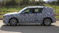 Mercedes GLB 35 AMG: 300 cv possono bastare? Nuove foto - Immagine: 13