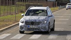 Mercedes GLB 35 AMG: test in Spagna