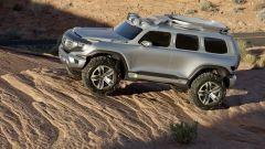 Mercedes GLB: arriverà nel 2019