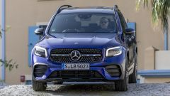 Mercedes GLB frontale statico