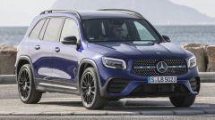 Mercedes GLB frontale