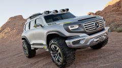Mercedes GLB: il nuovo suv compatto potrebbe ispirarsi alla concept Ener-G Force