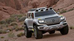 Mercedes GLB, indiscrezioni sul nuovo suv compatto di Mercedes