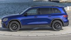 Mercedes GLB laterale