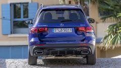 Mercedes GLB posteriore statico