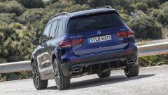 Mercedes GLB posteriroe dinamico