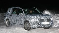 Mercedes GLB spy shots