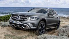 Mercedes GLC 200 d 2019: le impressioni dopo la prova - Immagine: 18