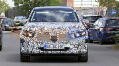 Mercedes GLC 2022, il frontale