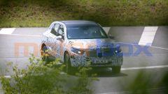 Mercedes GLC 2022: vista frontale