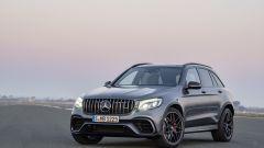 Mercedes-AMG GLC 63 4MATIC+ e Coupé: ora c'è il video - Immagine: 6