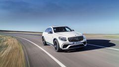 Mercedes-AMG GLC 63 4MATIC+ e Coupé: ora c'è il video - Immagine: 11