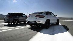 Mercedes-AMG GLC 63 4MATIC+ e Coupé: ora c'è il video - Immagine: 1
