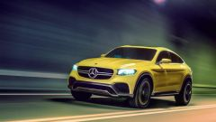 Mercedes GLC Coupé - Immagine: 3