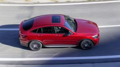 Mercedes GLC Coupé: 8 motorizzazioni in gamma ma solo tre disponibili al lancio