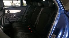 Mercedes GLC Coupé: i sedili posteriori