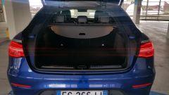 Mercedes GLC Coupé: il bagagliaio da 491 litri