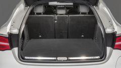 Mercedes GLC Coupé: il bagagliaio ha una volumetria minima di 491 litri