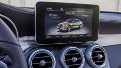 Mercedes GLC Coupé: il sistema di infotainment