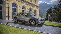Mercedes GLC Coupé: lo stile da coupé non sacrifica troppo la praticità