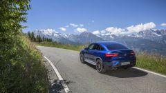 Mercedes GLC Coupé: la prova - Immagine: 18
