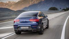 Mercedes GLC Coupé: la prova - Immagine: 21