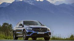 Mercedes GLC Coupé: la prova - Immagine: 23