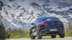 Mercedes GLC Coupé: la prova - Immagine: 25