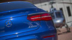 Mercedes GLC Coupé: la prova - Immagine: 26