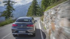 Mercedes GLC Coupé: la prova - Immagine: 33
