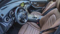 Mercedes GLC Coupé: la prova - Immagine: 35